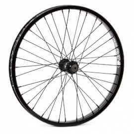 Τροχοί Shadow: Corvus Front Wheel Black w/Black Hub