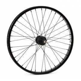 Τροχοί Shadow: Corvus Rear Wheel 36 RHD 9T Black w/Black Hub