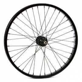 Τροχοί Shadow: Corvus Rear Wheel 36 LHD 9T Black w/Black Hub
