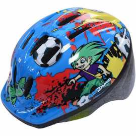 Kids Helmet Kidzamo: Soccer Boy