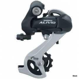 Rear Derailleur Shimano: Alivio RD-M410