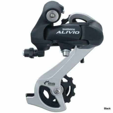 Ντεραγιέρ Οπίσθιος Shimano: Alivio RD-M410