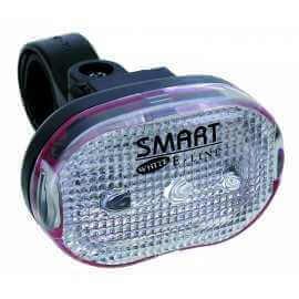 Front Light Smart: Flashing