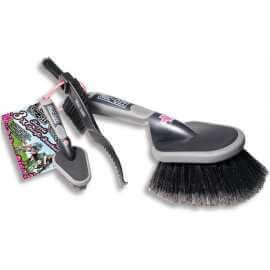 Muc-Off 3x Premium Brush Kit