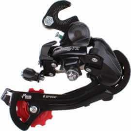 Ντεραγιέρ Οπίσθιο Shimano: Tourney RD-TZ500